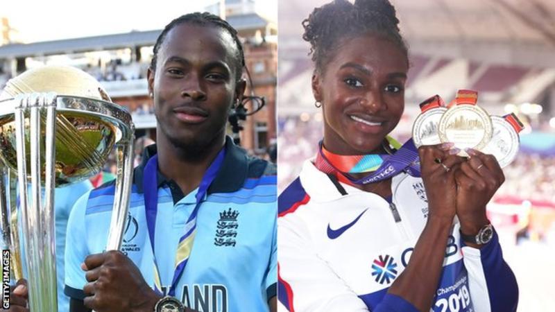 British Ethnic Diversity Sports Awards: Dina...